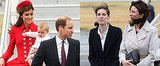 Get to Know Kate, William, and George's Royal Tour Entourage