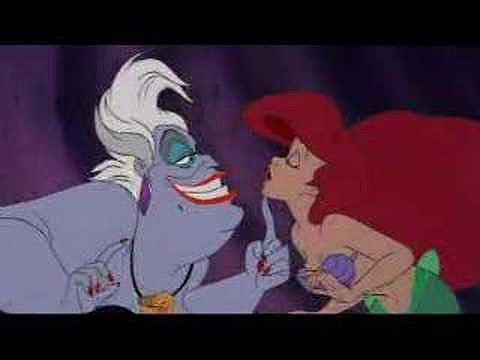 """Poor Unfortunate Souls,"" The Little Mermaid"