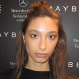 Michael Lo Sordo Hair & Makeup 2014 Australian Fashion Week