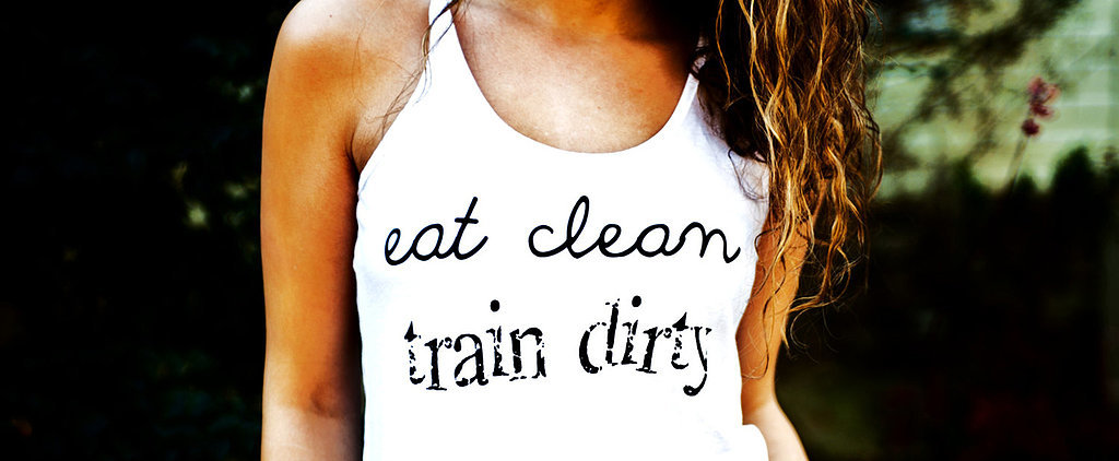 Spruce Up Your Spring Workout Wardrobe With 10 Funny Tanks