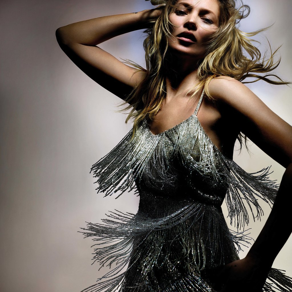 She's Back! Kate Moss Unveils New Topshop Collection