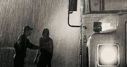Let's not forget how sexy he is in the rain.