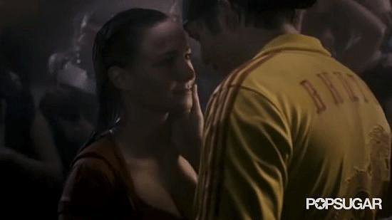 Briana Evigan and Robert Hoffman, 2008
