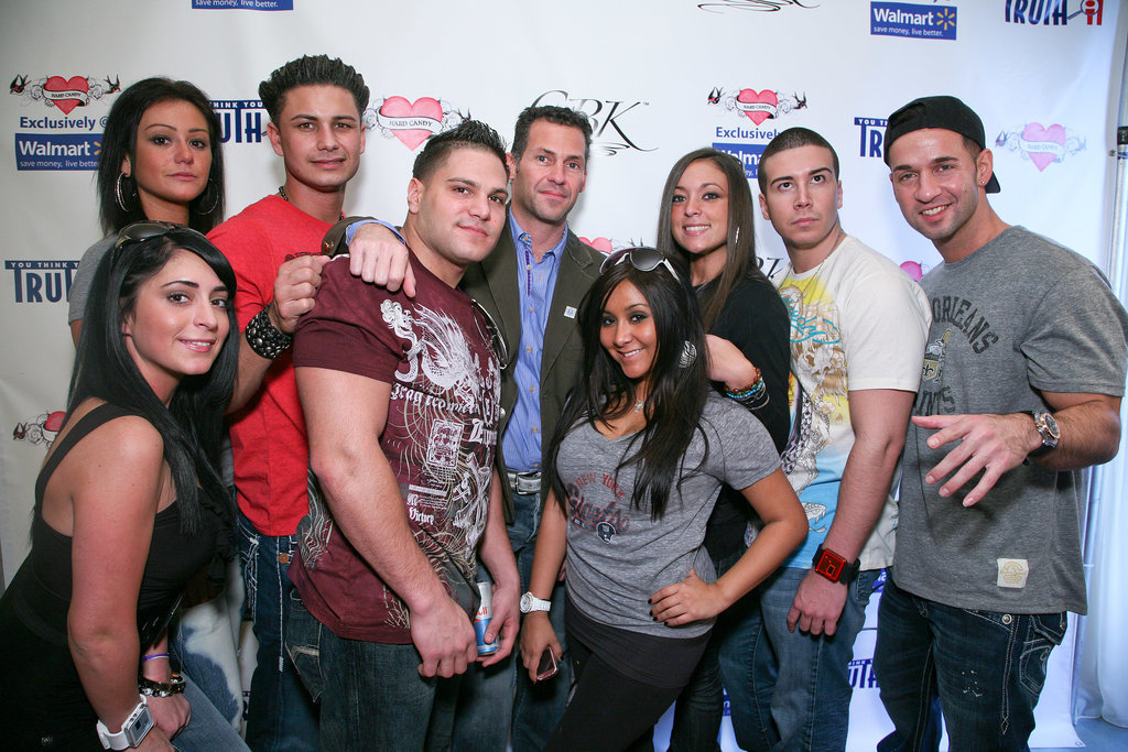 The Cast of Jersey Shore, 2010