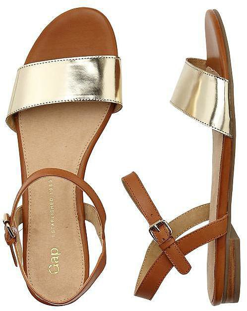 Gap Leather Sandals