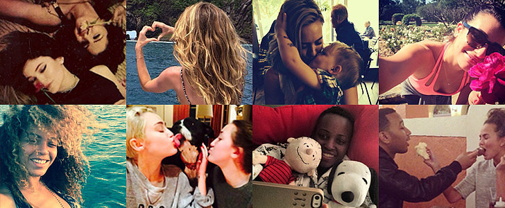 Stars Enjoy Springtime and Family in This Week's Cutest Celebrity Candids!