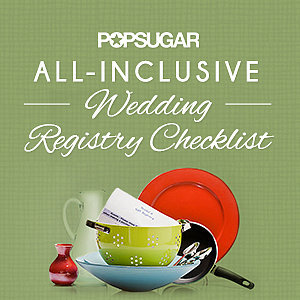 Your Essential Wedding Registry Checklist