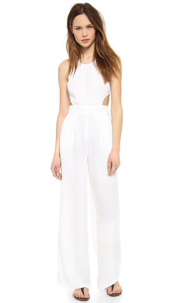BB Dakota Manele Crepe Jumpsuit ($110)