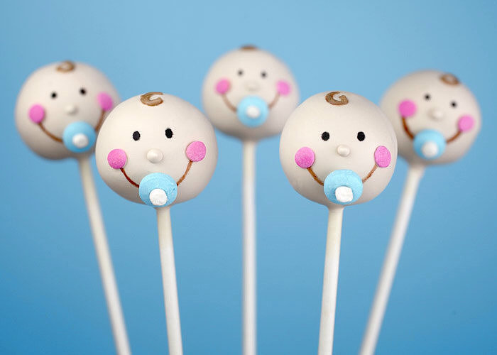 pop star 25 adorable baby shower cake pops