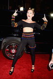 Miley Cyrus at the MTV VMAs in 2013