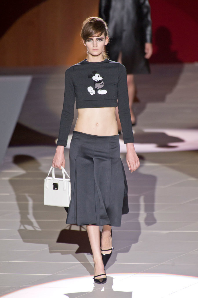 Marc Jacobs Spring 2013 Runway Show