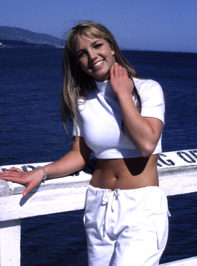 "Britney Spears's ""Sometimes"" Video in 1999"