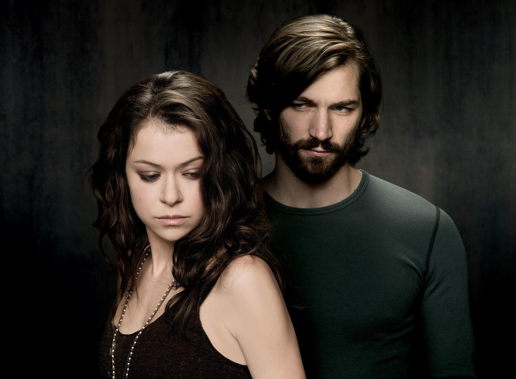 Orphan Black's Season 2 Pictures Are as Dark and Sexy as the Show