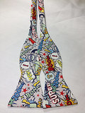 """<a href=""""https://www.etsy.com/listing/182698883/comic-bow-tie"""">Comic Bow Tie</a> ($26)"""