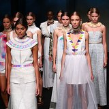 Ixiah Mercedes-Benz Fashion Week Australia 2014 Runway Show