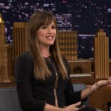 Jennifer Garner Talks Family With Jimmy Fallon