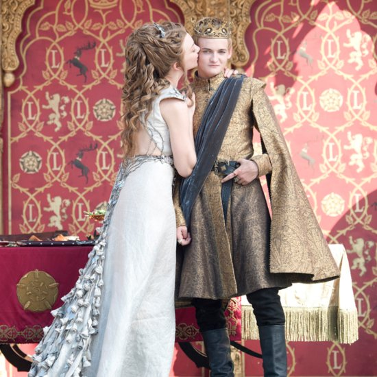 Joffrey and Margaery's Wedding on Game of Thrones