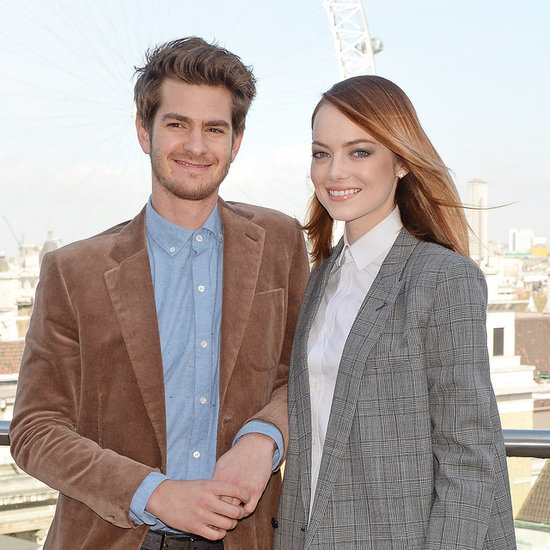 Emma Stone and Andrew Garfield Singing Spice Girls
