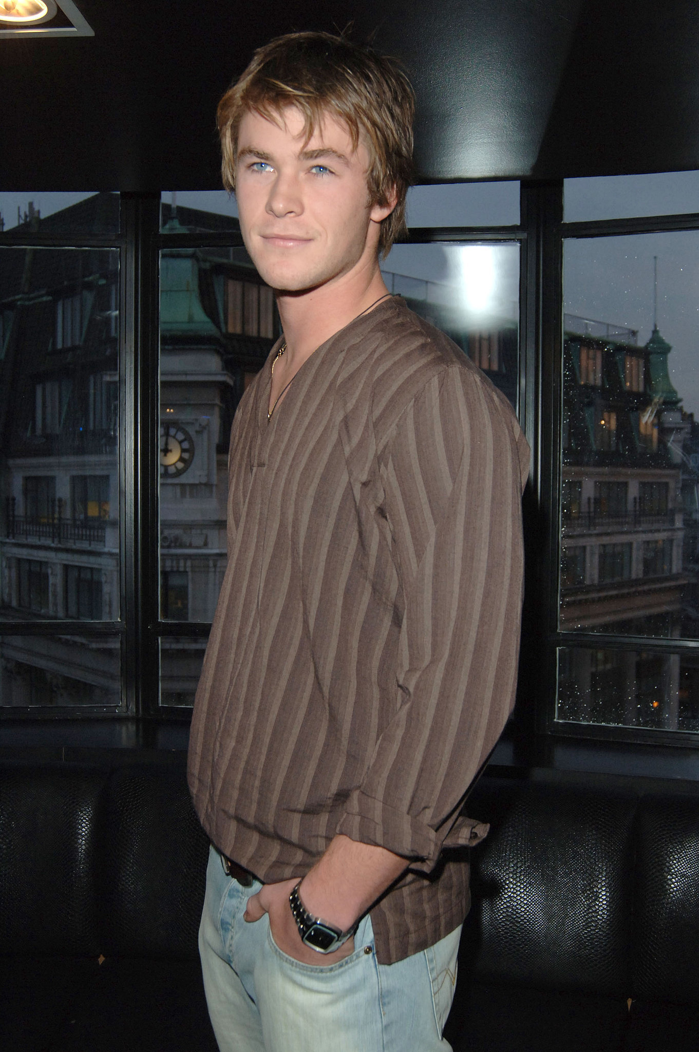 Chris Hemsworth, 2005