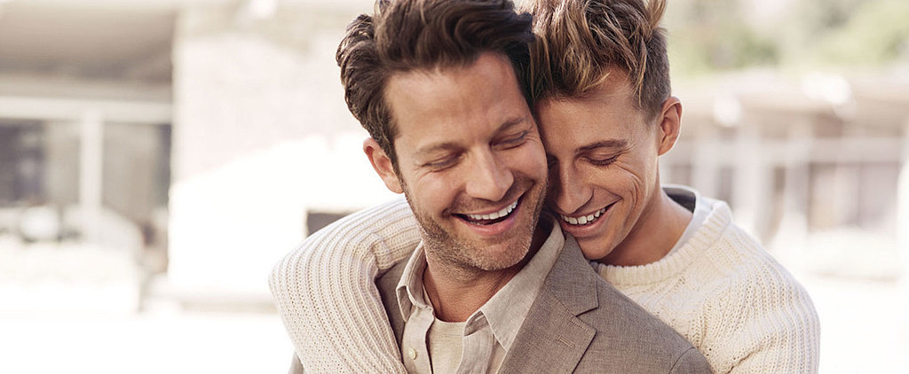 Nate Berkus on His Real-Life Sex and the City Moment