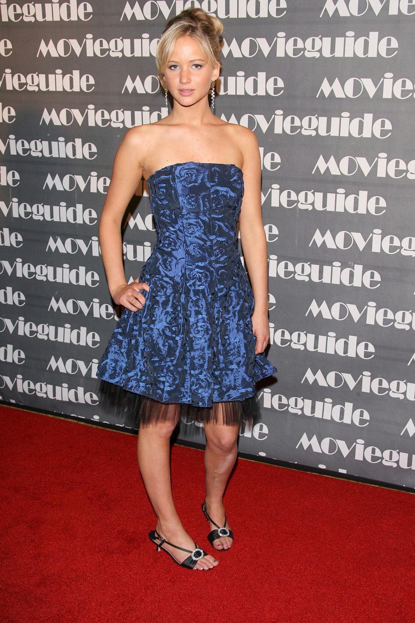 Jennifer Lawrence, 2007