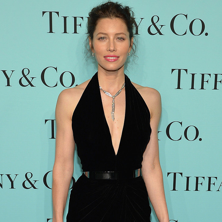 Jessica Biel Did One Better Than Breakfast at Tiffany's
