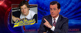 "Stephen Colbert Jokes That He Does ""Not Envy"" Letterman's Replacement"