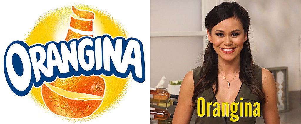 Orangina, Sapporo, and 17 More Food Brand Names You're Probably Mispronouncing