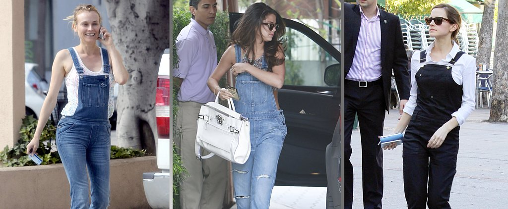 3 Celeb-Approved Ways to Wear Overalls Right Now