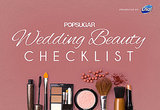 'Tis the season to get engaged! But there is no need to feel overwhelmed by all that needs to get done. With this printable wedding beauty planning checklist from POPSUGAR Beauty, you can watch your worries melt away.