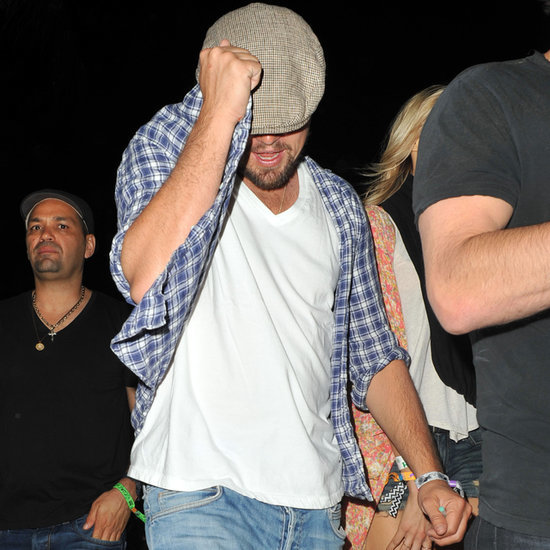 Leonardo DiCaprio Lets Loose Dancing at Coachella