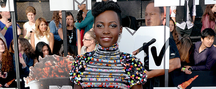 What Color Wasn't Lupita Wearing Tonight?