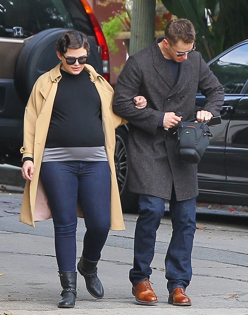 Newlyweds Ginnifer Goodwin and Josh Dallas Get Their Happily Ever After
