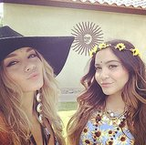 Vanessa Hudgens Discovers Blondes Do Have More Fun