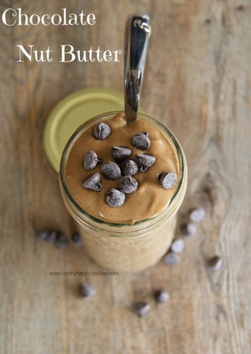 Creamy Chocolate Nut Butter