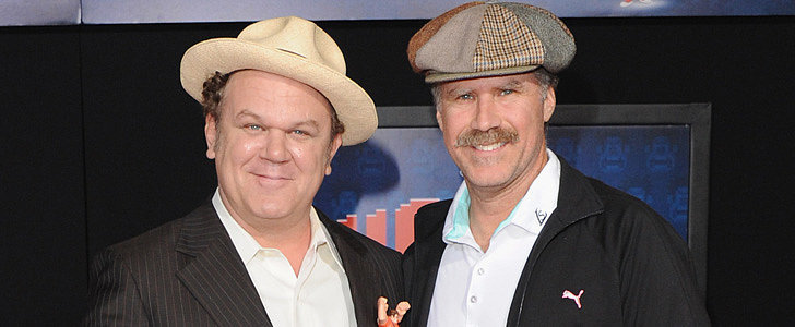 Will Ferrell and John C. Reilly Are Teaming Up Again!