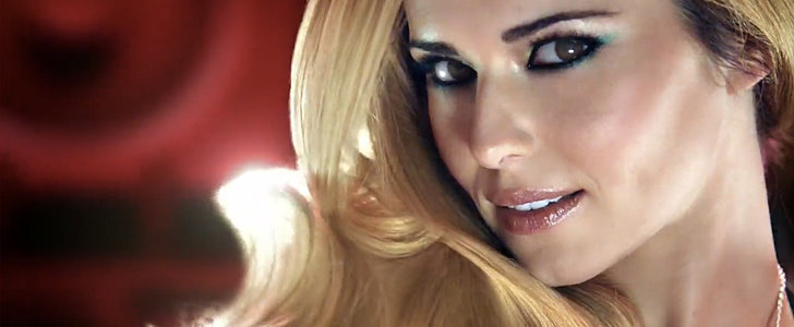 Cheryl Shows Off Her Extreme Ombré For L'Oréal