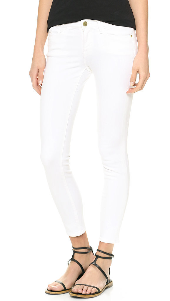 Frame Denim White Jeans