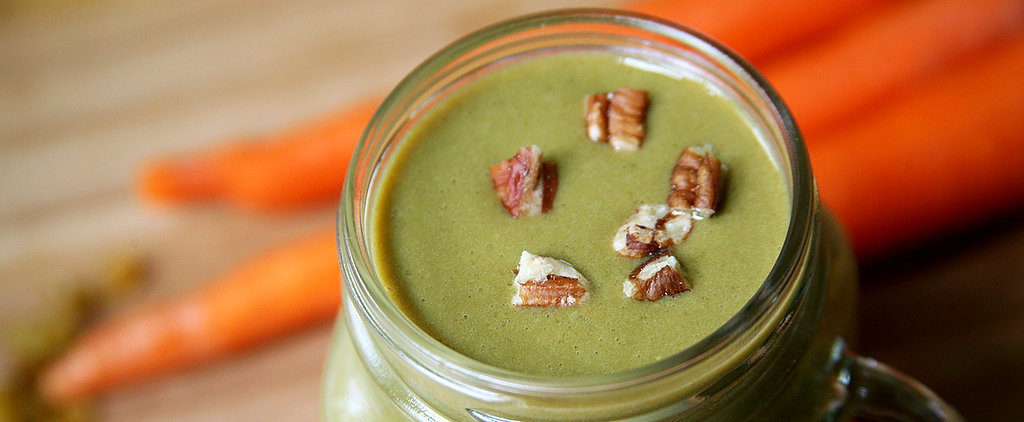 Have Your Cake and Sip It Too: High-Protein Carrot Cake Smoothie