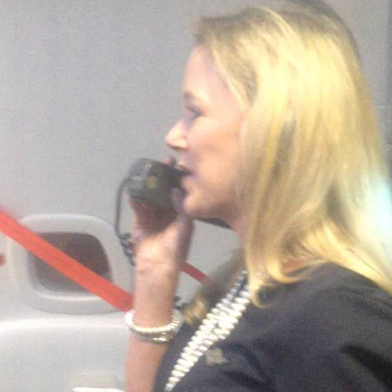Southwest Airlines Flight Attendant Funny Safety Speech