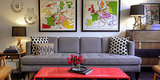 50 Ways To Update Your Living Room For $50 Or Less (PHOTOS)