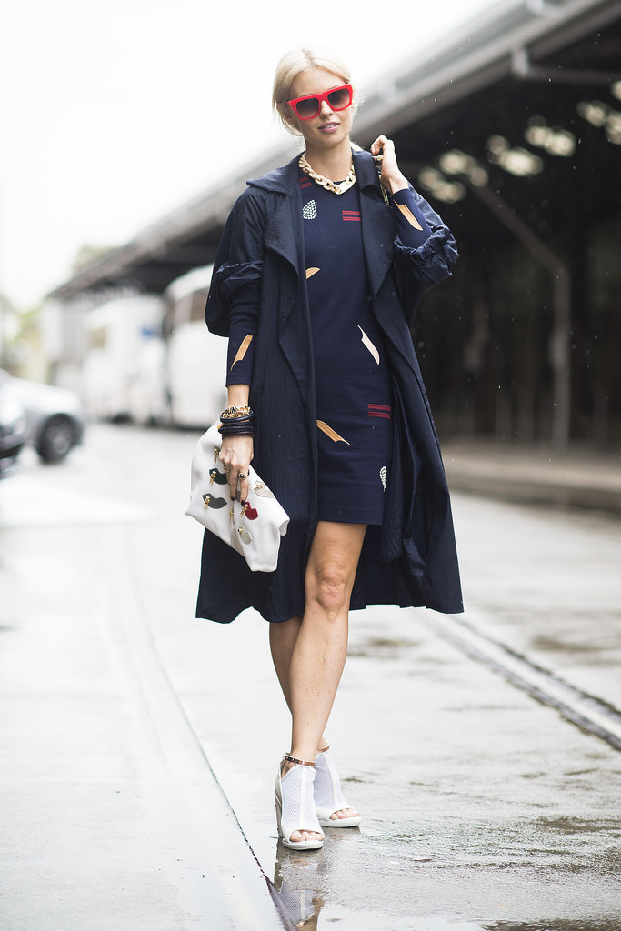 Street Style at Sydney Fashion Week
