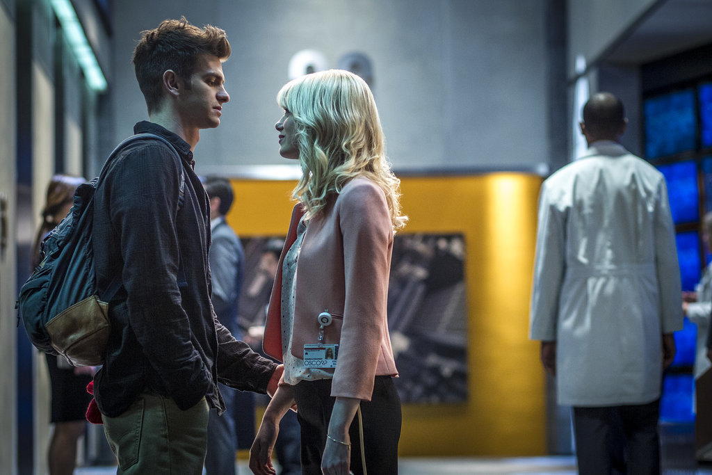 These Amazing Spider-Man 2 Pictures Have Us Freaked Out For Gwen