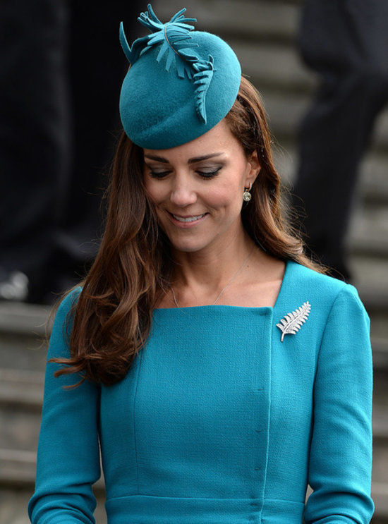 How To Kate Middleton Hair Long Lasting Blowdry