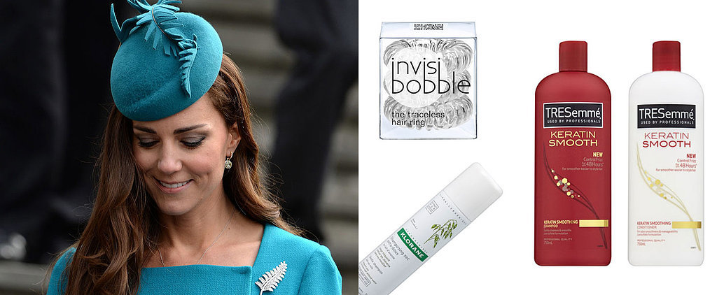Joh Bailey's Tips to Getting Your Kate Middleton-esque Blow-Dry to Last