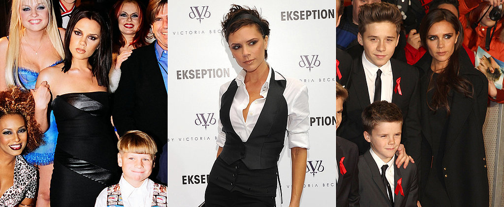 From Posh Spice to Chic Mom — See Victoria Beckham's Transformation