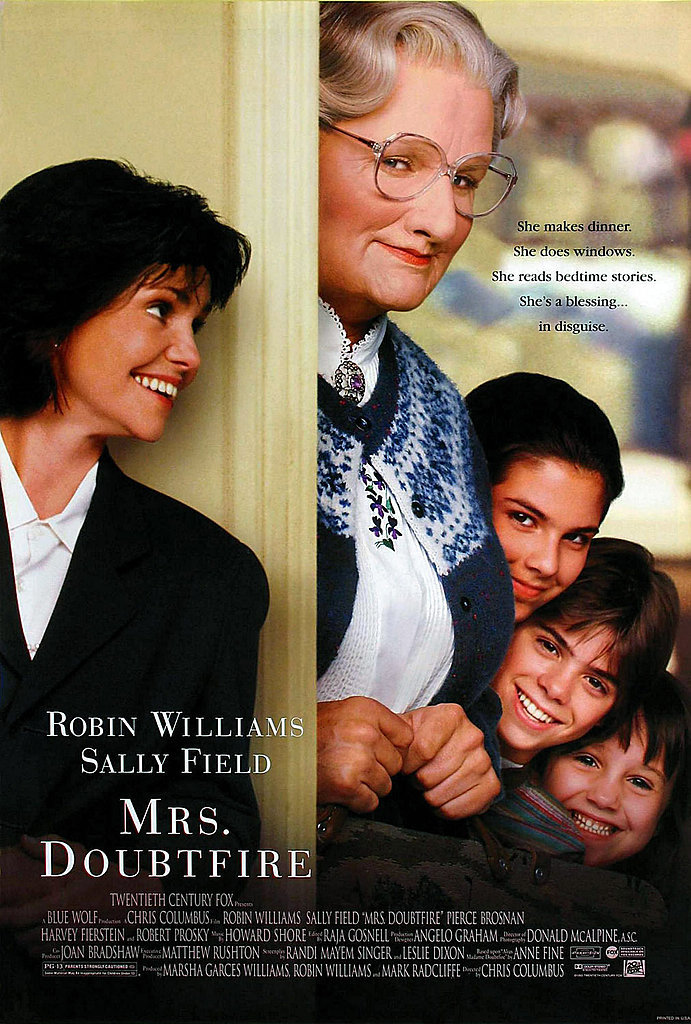 And the sweet older brother in Mrs. Doubtfire.