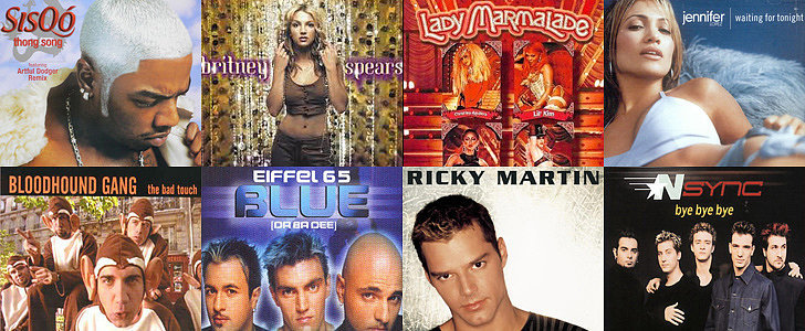 You Knew You Were at a Party in the Early 2000s If You Heard These Songs