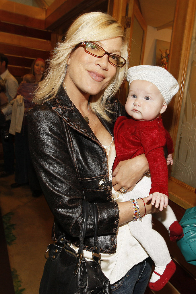 2008: She Gave Birth to Stella, Released Her Memoir, and Feuded With Her Mom, Candy
