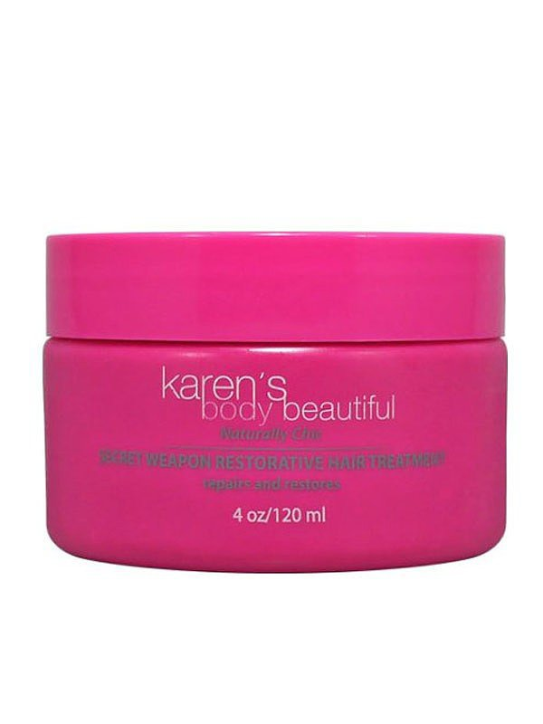 Karen's Body Beautiful Secret Weapon Restorative Hair Treatment